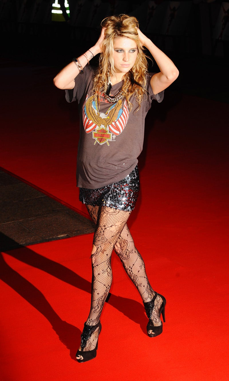 Nobody Knows Who Ke$ha's Dad Is, But It Might Be a Guy Called 'Pat the Rat'