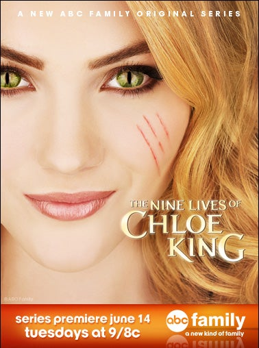 Nine Lives of Chloe King Poster