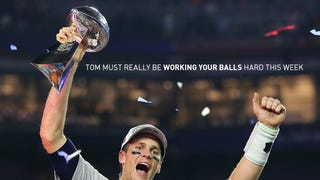 The Hilarious, Brady-Bashing Texts Sent B
