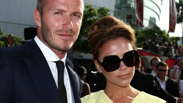 David Beckham's New Daughter Is Named Seven