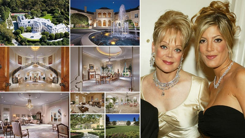 Candy Spelling Sells Her Mega-Mansion to 22-Year-Old Heiress