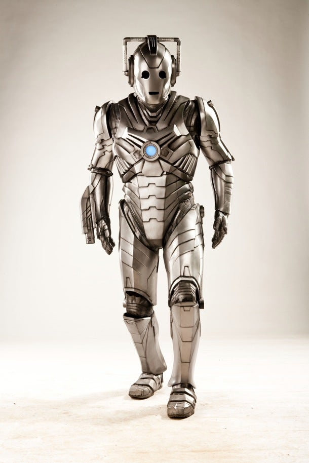 "How Neil Gaiman did away with the ""clanky clanky steampunk"" Cybermen"