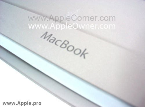Possible Pictures of Upcoming MacBook Leaked