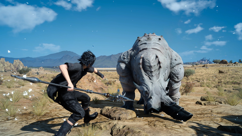 Final Fantasy XV's Director Says He Found Out About Scorpio At Microsoft's Conference