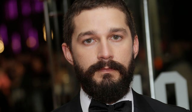 Shia LaBeouf Says He Was Raped During His Performance Art Show Last Year