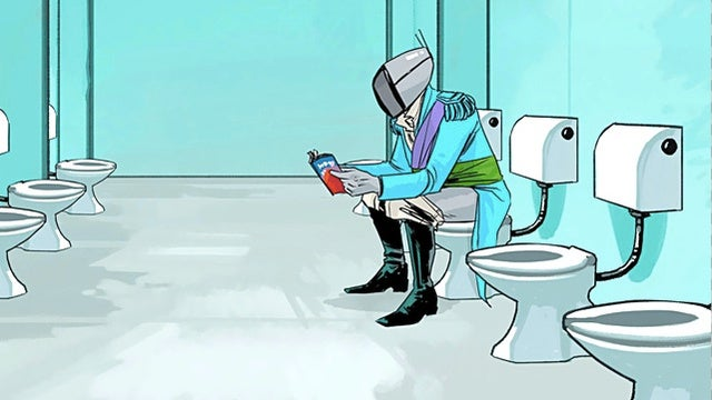 Apple wasn't to blame for blocking Saga from iOS devices. Comixology apologizes.