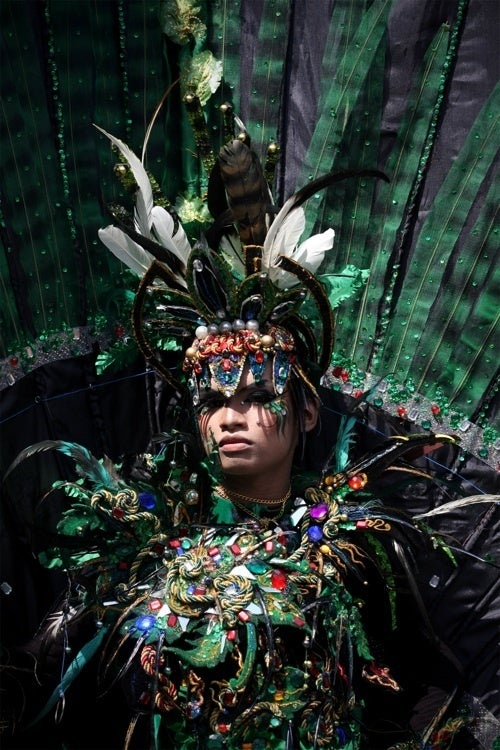 A Trip To The Jember Fashion Carnival