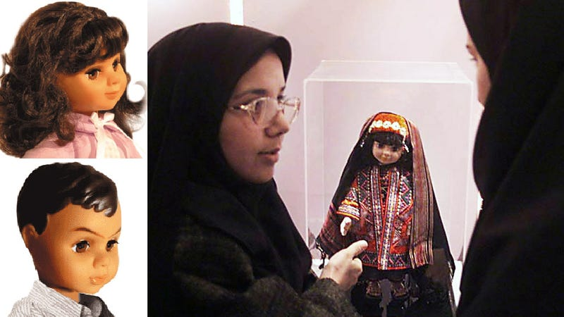 Little Girls Protest Iran Barbie Ban: Alternate Doll 'Ugly and Fat'