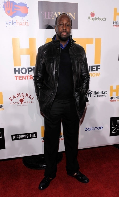 Wyclef's Presidential Run Comes To An End