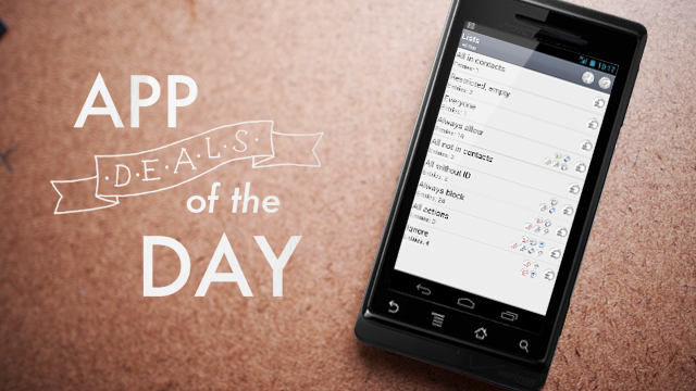 Daily App Deals: Get Call Master Pro Key for Android for $2.99 in Today's App Deals