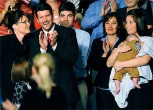 Ask Not What Bristol Palin Can Do For You, Ask What Sarah Palin Can Do For Your Pregnant Daughter