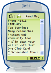 Create your own text message distribution center with TextMarks