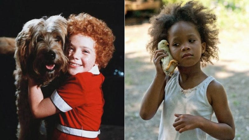 The Annie Remake: Willow Smith Out, Quevanzhané Wallis In?