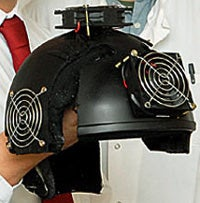 Infrared-Beaming Helmet May Battle Alzheimer's