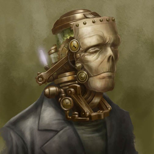 We're All Steampunk Cylons