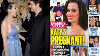 <i>OK!</i> Retracts Story About Katy Perry Being Pregnant