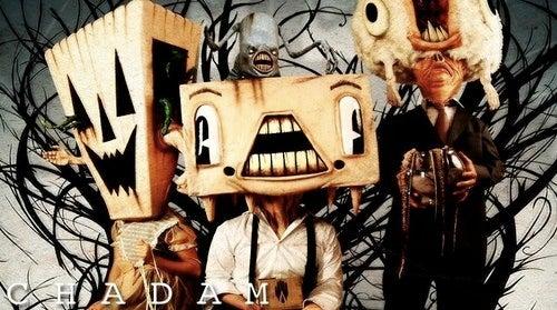 Terrifying biopunk webseries Chadam premieres