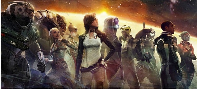 Why Mass Effect is the Most Important Science Fiction Universe of Our Generation