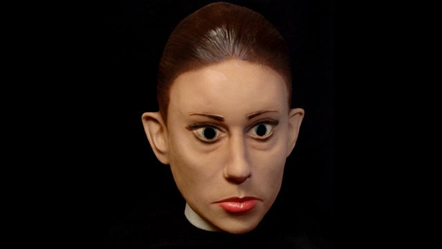 The Casey Anthony Latex Mask