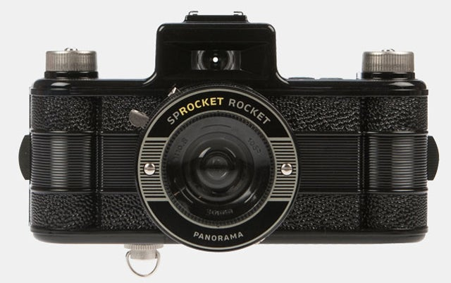 Analogue Camera Sprocket Rocket Shoots Photos With Exposed 35mm Sprocket Holes