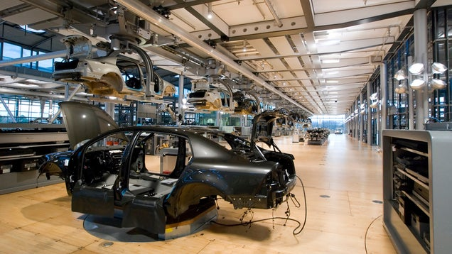 The Ten Most Impressive Car Factories In The World