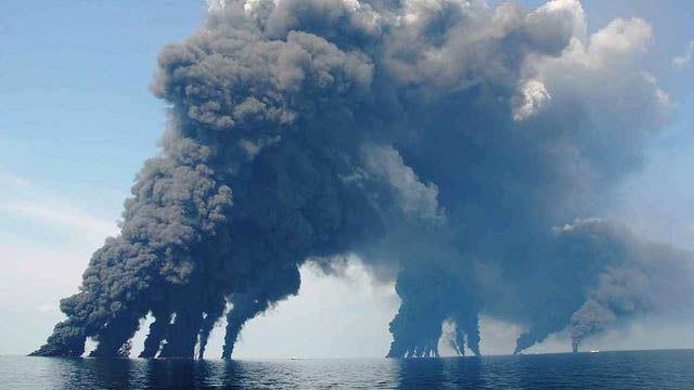 How Car Crash Modeling Technology Could Predict Offshore Drilling Disasters
