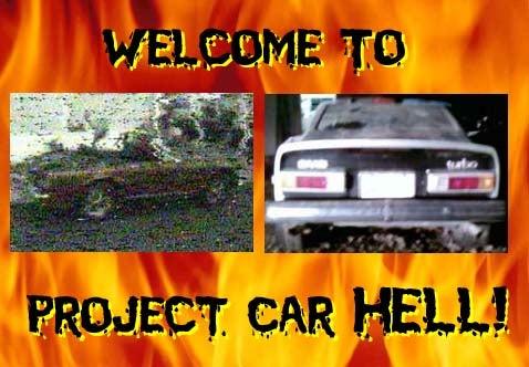 Project Car Hell, Bad Photo Edition: Midget or Sonett?