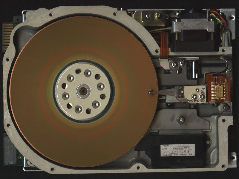 Seagate ST-506: The Daddy of Modern Hard Drives