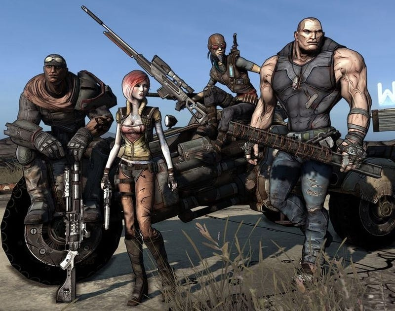 The New Borderlands Look That Almost Wasn't
