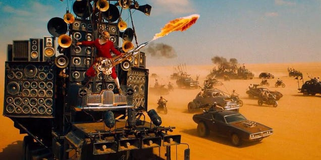 Do You Realize Mad Max: Fury Road Is A Miracle?