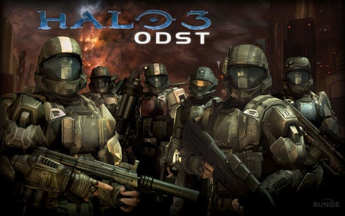Halo 3: ODST Firefight Preview: OUHave12