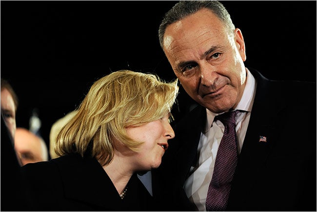 Gillibrand Wins the Schumer Primary