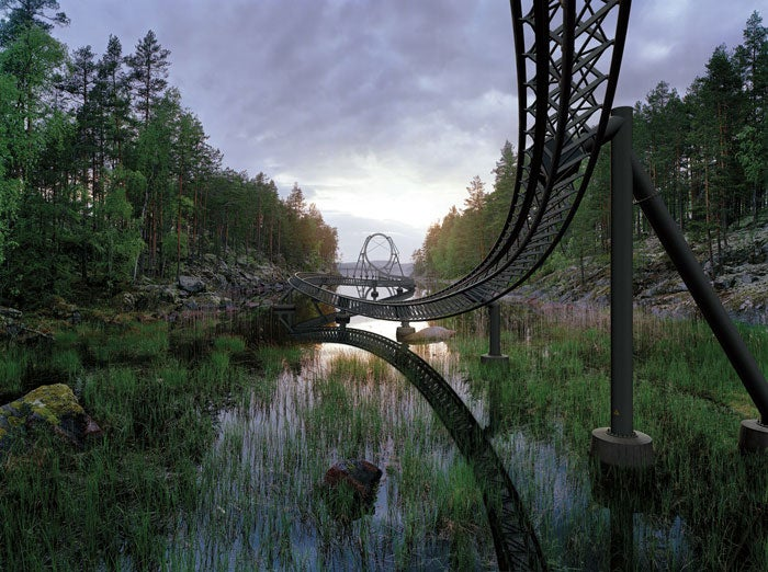 Coming Soon: Nature As Amusement Park