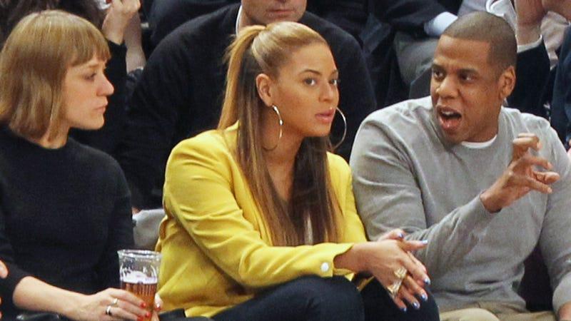 Chloe Sevigny, Beyonce, and Jay-Z Walk Into a Bar…