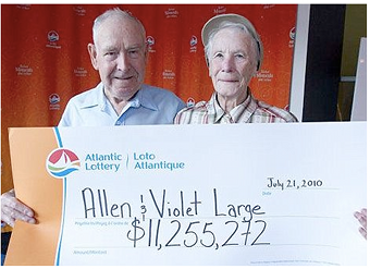 "Couple Deems Lottery Winnings ""A Headache,"" Gives It To Charity"