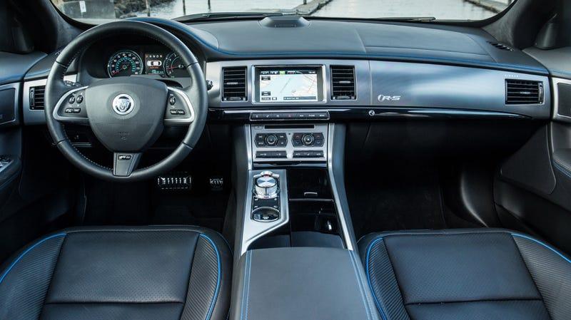 2014 Jaguar XFR-S: The Jalopnik Review