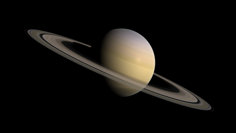 It's Raining Diamonds on Saturn and Jupiter