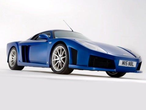Noble M15 to Get Twin-Turbo V8