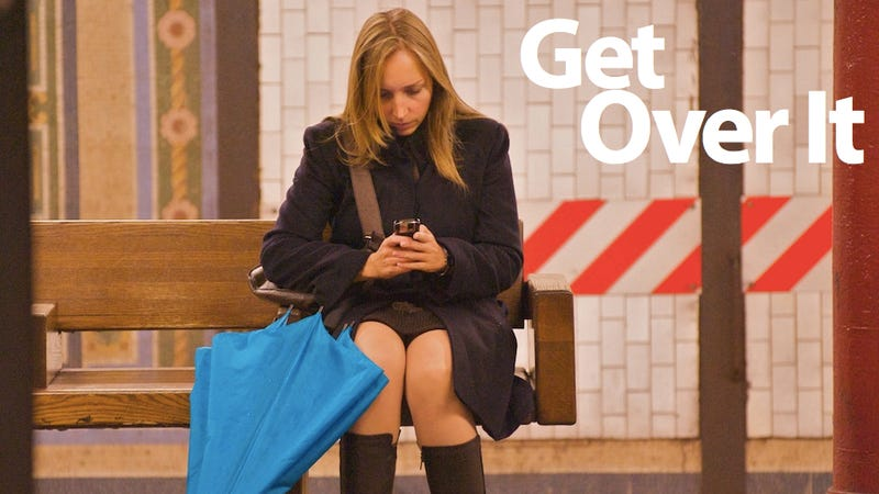 Cell Service on the Subway Is a Good Thing, So Stop Your Damn Whining