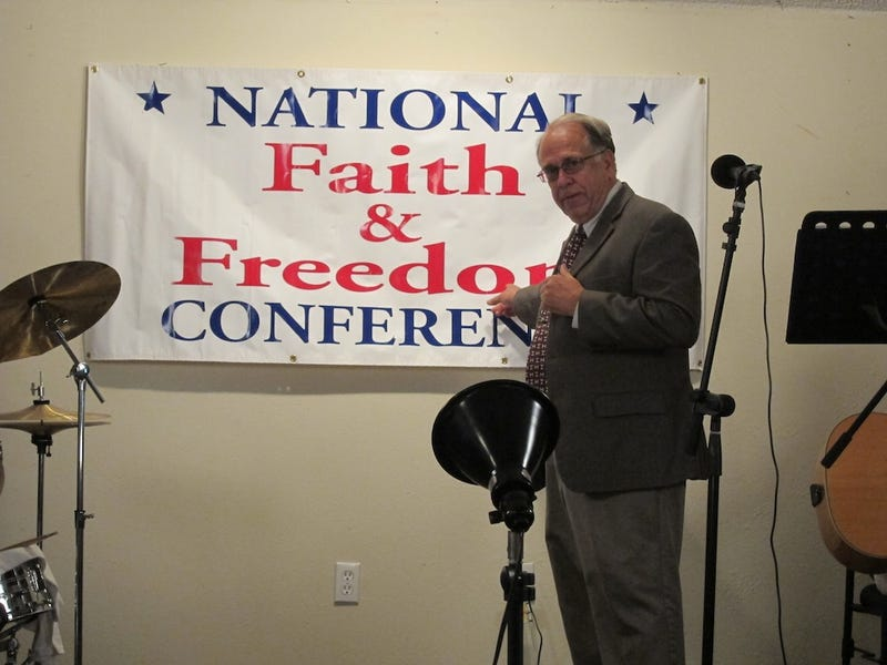 The Faith & Freedom Conference in Photos