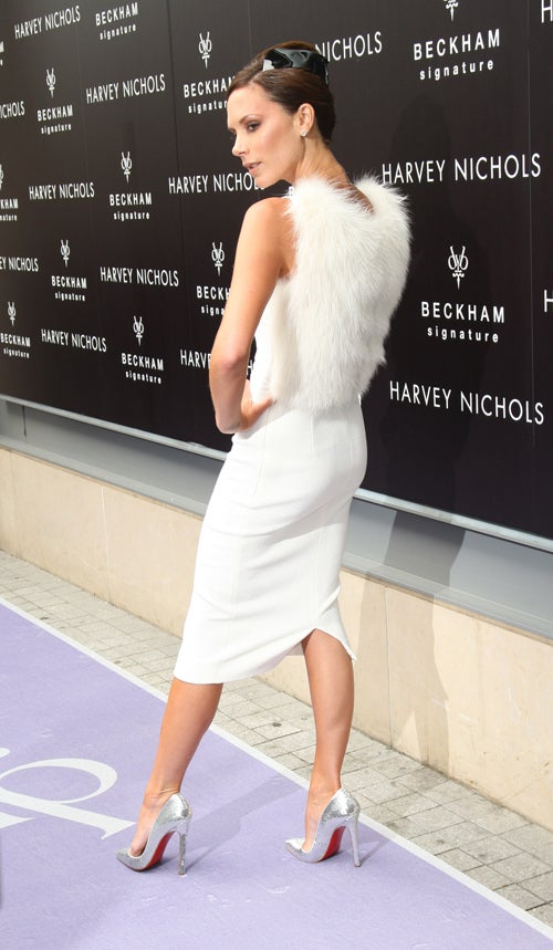 Every Time A Louboutin Is Sold, Victoria Beckham Gets Her Wings