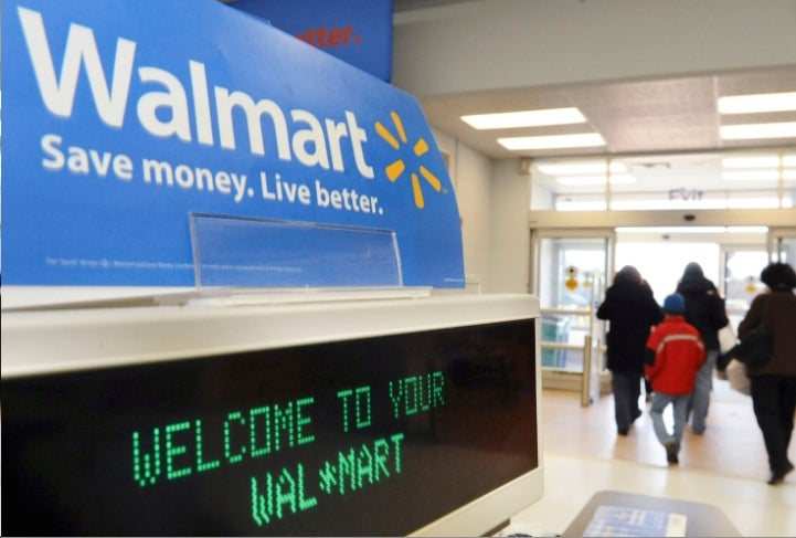 Wal-Mart Is the New Bank