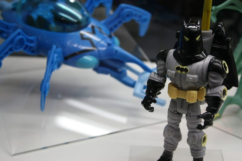 NY Comic Con: Where Batman Meets Hellboy (and Likes It)