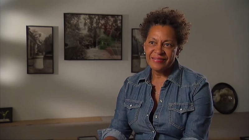 Artist Carrie Mae Weems Says Art Saved Her Life, And Yours Too