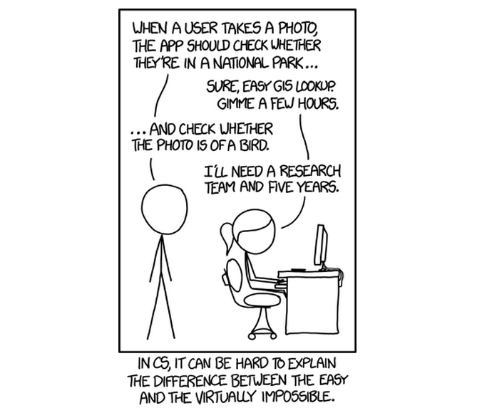 machine learning xkcd