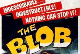 This Weekend, Indulge Your Inner Blob