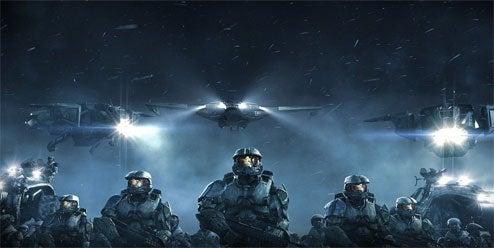 Liveblogging The Comic-Con Halo Universe Panel