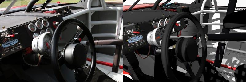 Gran Turismo 5's Cars vs Real Cars