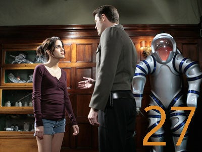 The Top 100 Science Fiction/Fantasy Shows: #21 Through 30