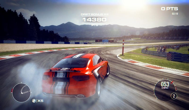 Grid 2's Multiplayer Mode Is An Intensely Social Race Experience
